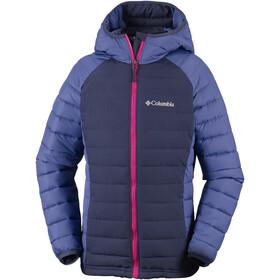 Columbia Powder Lite Jacket Children grey/blue